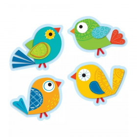 Boho Birds Cut Outs