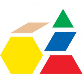 Pattern Blocks Curriculum Cut-Outs