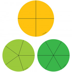 Fraction Circles Curriculum Cut-Outs