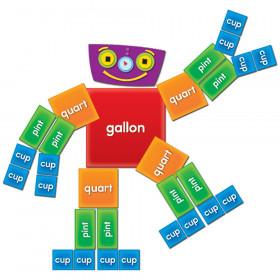 Gallon Man Curriculum Cut-Outs