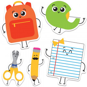 School Tools Cut-Outs