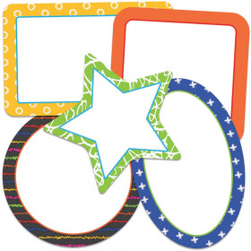 School Tools Frames Mini Cut-Outs