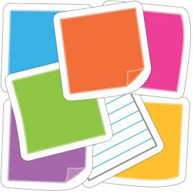 School Tools Notes Mini Cut-Outs