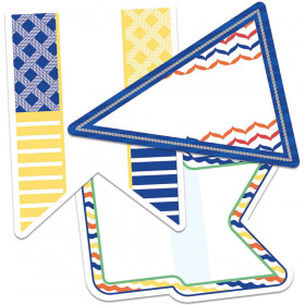 S.S. Discover Flags Cut-Outs