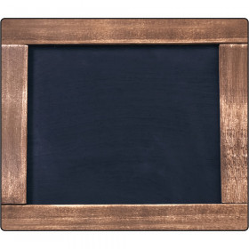 Industrial Chic Chalkboards Mini Cut-Outs, Pack of 36