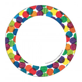 World of Eric Carle Dots Cut-Outs, Pack of 36