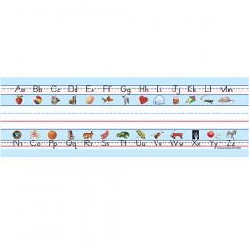 Alphabet Nameplates, Grade PK-5, Pack of 36