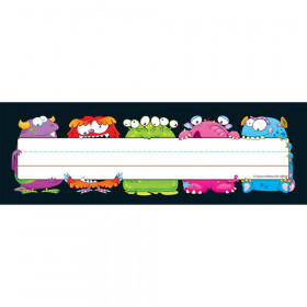 Monsters Nameplates