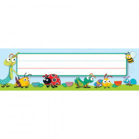 Buggy for Bugs Nameplates, Pack of 36