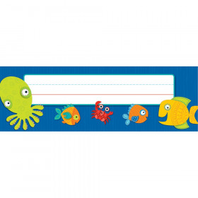 Seaside Splash Nameplates