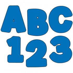 Blue EZ Letters