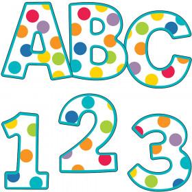 Color Me Bright EZ Letters