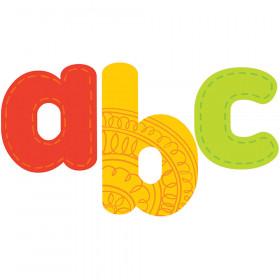 Boho Lowercase EZ Letters