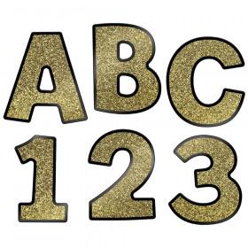 Sparkle + Shine Gold Glitter Combo Pack EZ Letters