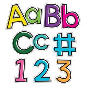 Kind Vibes Combo Pack EZ Letters, 219 Pieces