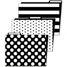 "Simply Stylish Folders, 11.75"" x 9.5"", Pack of 6"