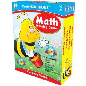 Math Learning Games, Grade 2
