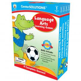 Language Arts Learning Games, Grade 1