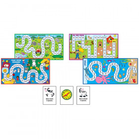 What Time Is It? Board Game, Grade K-3