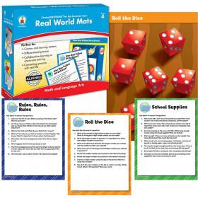 Gr 4 Real World Mats Centersolutions