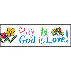 God Is Love Straight Borders