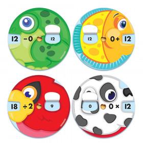 EZ-Spin: Math Facts Manipulative Bundle