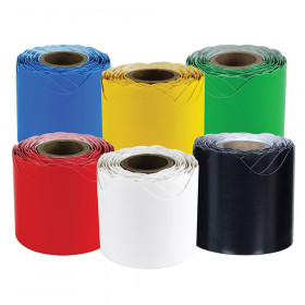 Rolled Border Primary Color Set