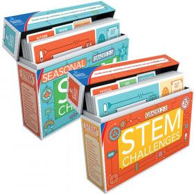 STEM Challenges Learning Card Bundle