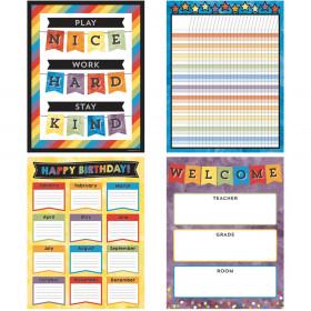 Celebrate Learning Chart Set