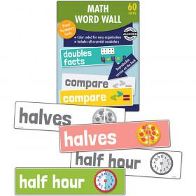 Math Word Wall, Grade 1