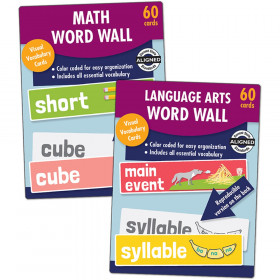 Word Wall Set for Kindergarten