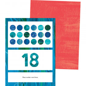 World of Eric Carle Numbers Learning Cards
