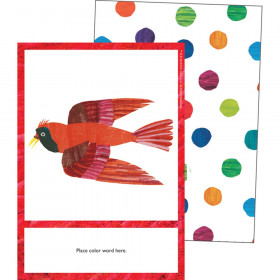World of Eric Carle Colors Learning Cards