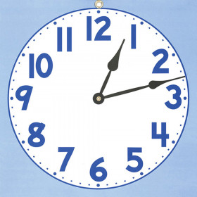 Large Clock Dial
