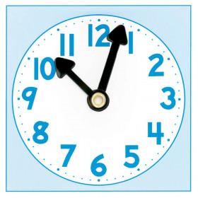 Small Clock Dial Clock, Grade K-3