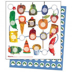 The Very Hungry Caterpillar Mini Incentive Charts, Pack of 30