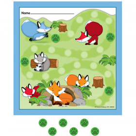 Playful Foxes Mini Incentive Charts