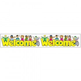 Welcome Kids Straight Border