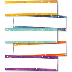 Galaxy Magnetic Labels, Pack of 20