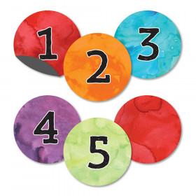 Celebrate Learning Numbers Magnetic Cut-Outs, Pack of 36