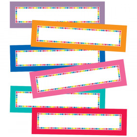 Just Teach Magnetic Labels, Pack of 20
