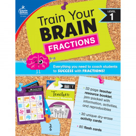 Train Your Brain: Fractions Level 1