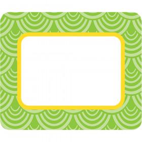 Lemon Lime Name Tags