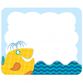 Seaside Splash Name Tags