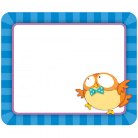 Owl Pals Name Tags
