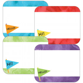 Celebrate Learning Name Tags