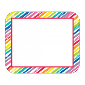 "Just Teach Name Tags, 3"" x 2.5"", Pack of 40"
