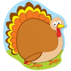 """Turkey Notepad, 5-3/4"""" x 6-1/4"""", 50 sheets"""