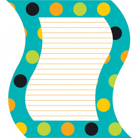 Teal Appeal Note Pad