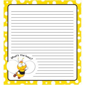 BuzzWorthy Bees Notepad